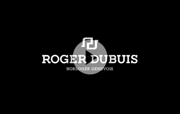 The Letter O. - Roger Dubuis