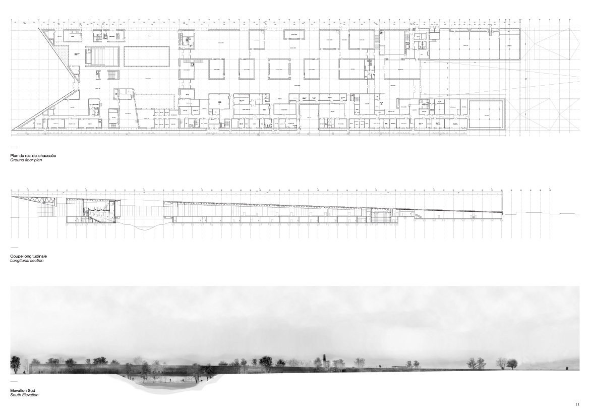 The Letter O. - DORELL.GHOTMEH.TANE / ARCHITECTS